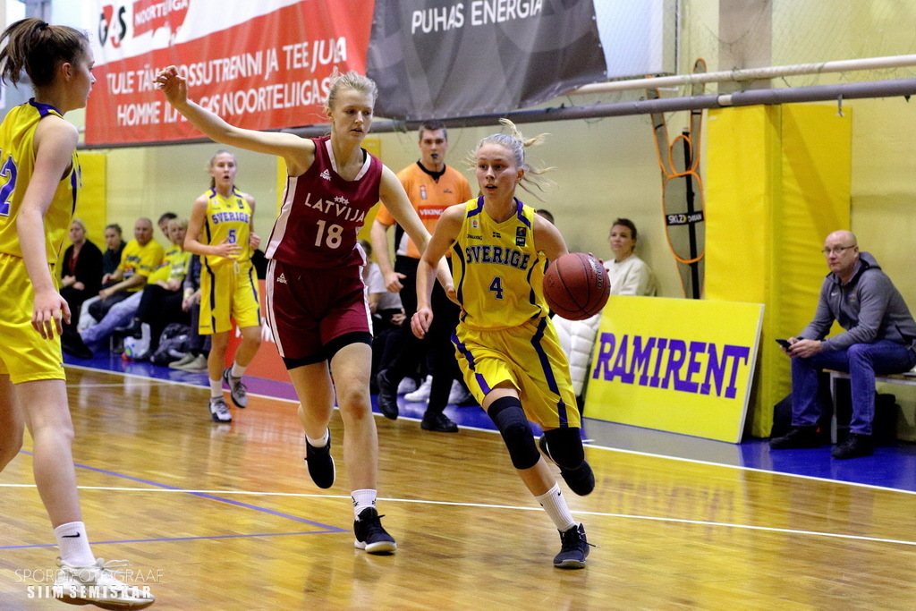 Sverige deltar inte i Baltic Sea Basketball Cup 2021