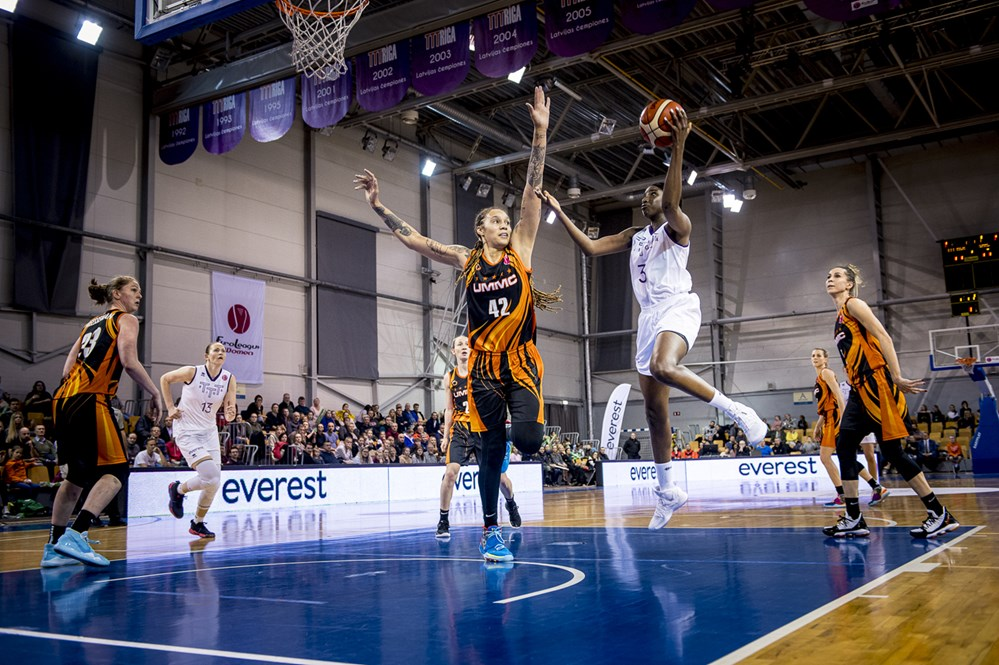 Utlandskollen: Binta MVP i Euroleague!