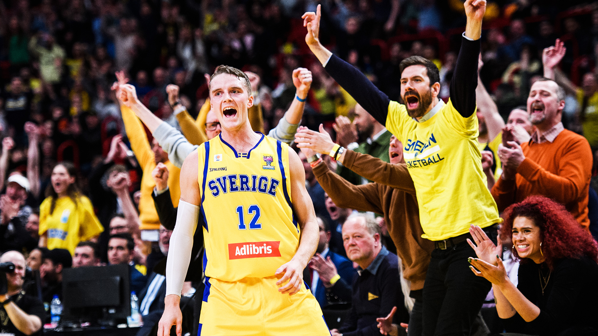 Sweden Basketball